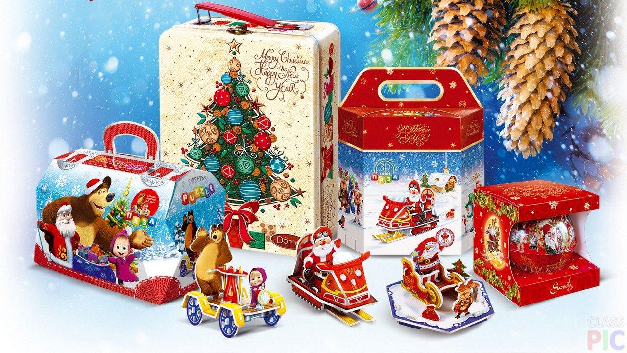 В Брянской области дети безработных получат новогодние подарки