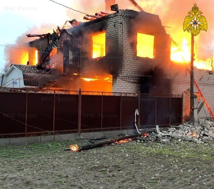 На территории Брянской области в субботу произошло 17 пожаров