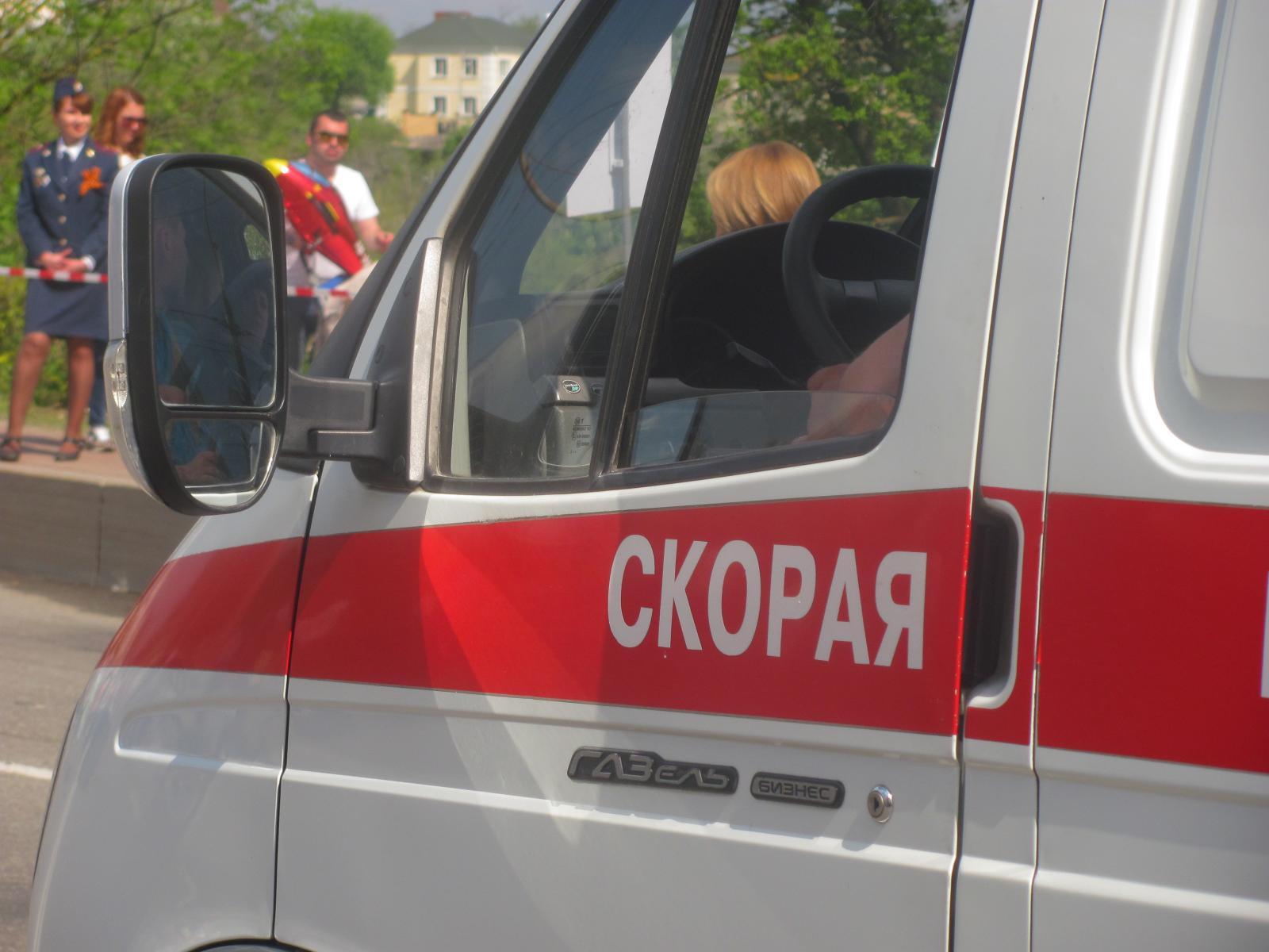 48-летняя женщина-водитель пострадала в ДТП в Брянском районе