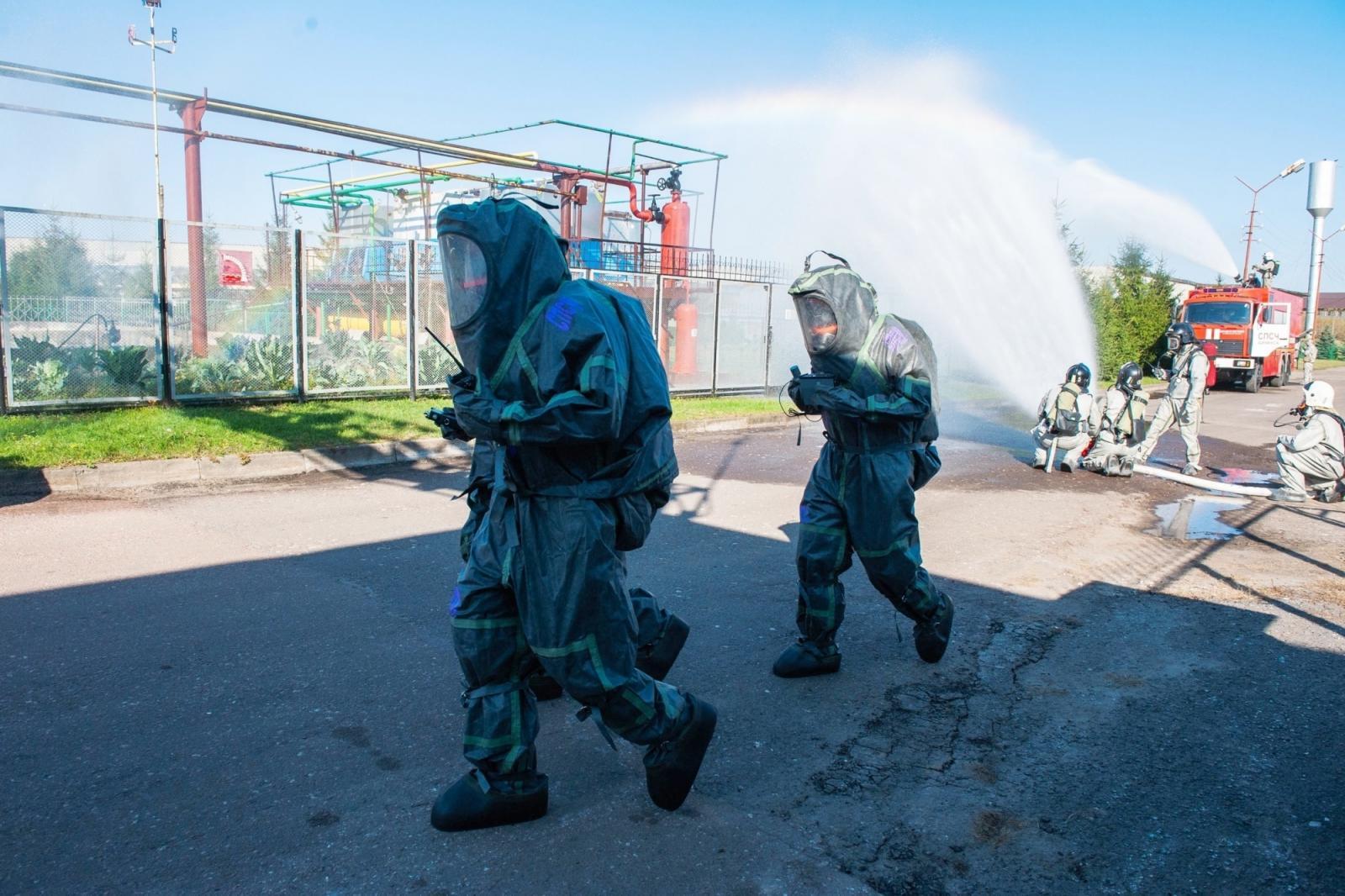 В Брянской области проходит месячник гражданской обороны