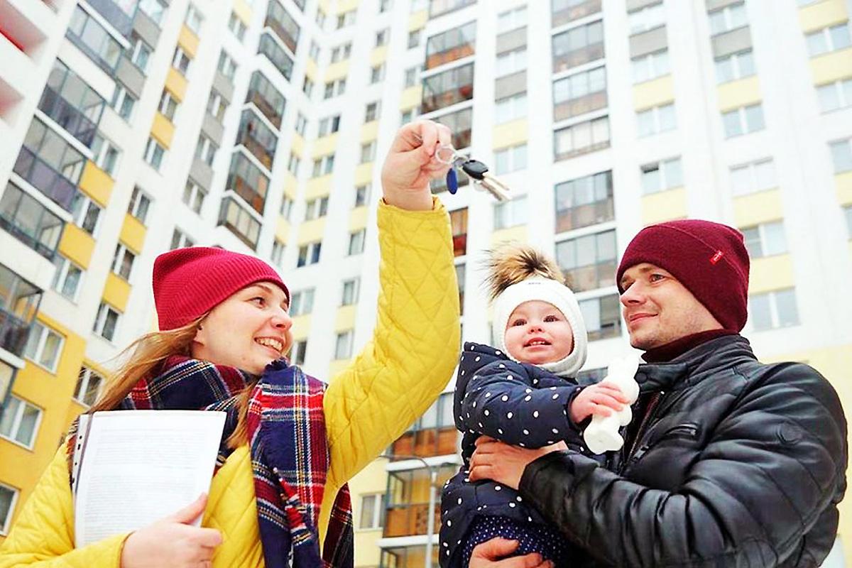 Для жителей Брянской области теперь доступны новые возможности «Семейной ипотеки»