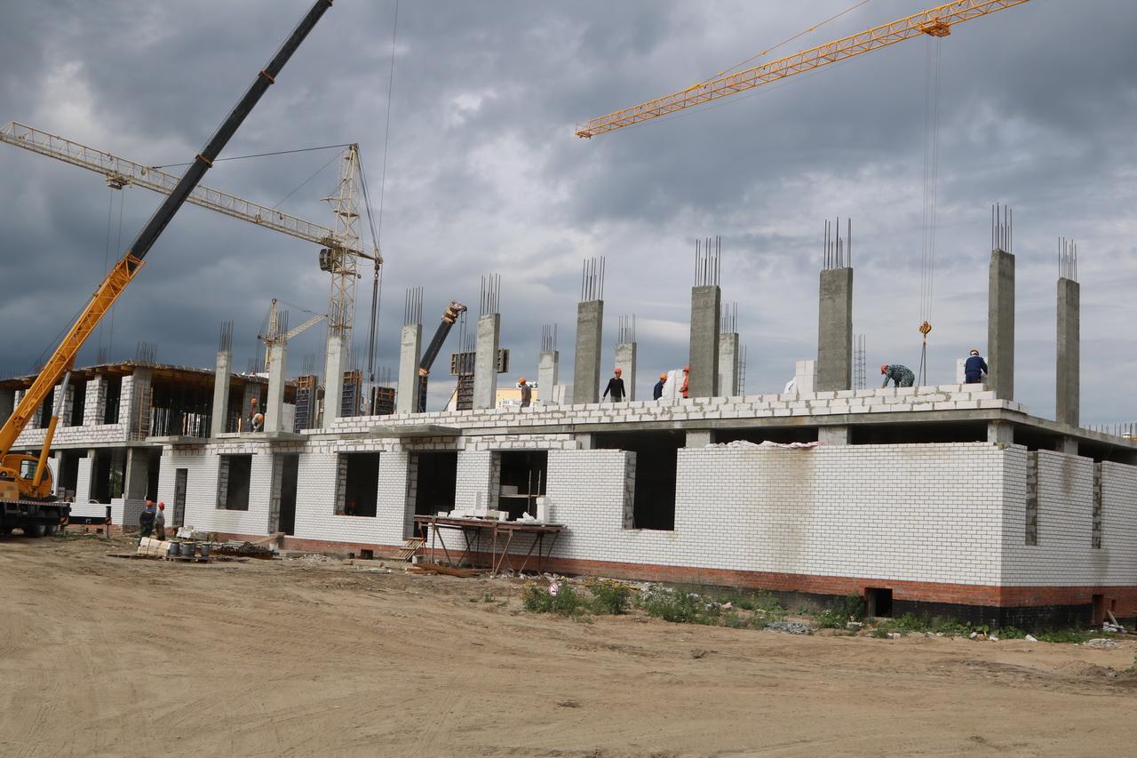 В Брянской области на обновление учреждений образования потратят 1 млрд 100 млн рублей