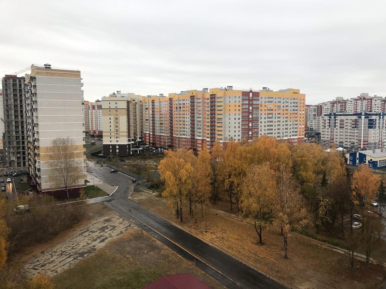 В Брянской области 21 октября ожидается дождь и 18 градусов тепла