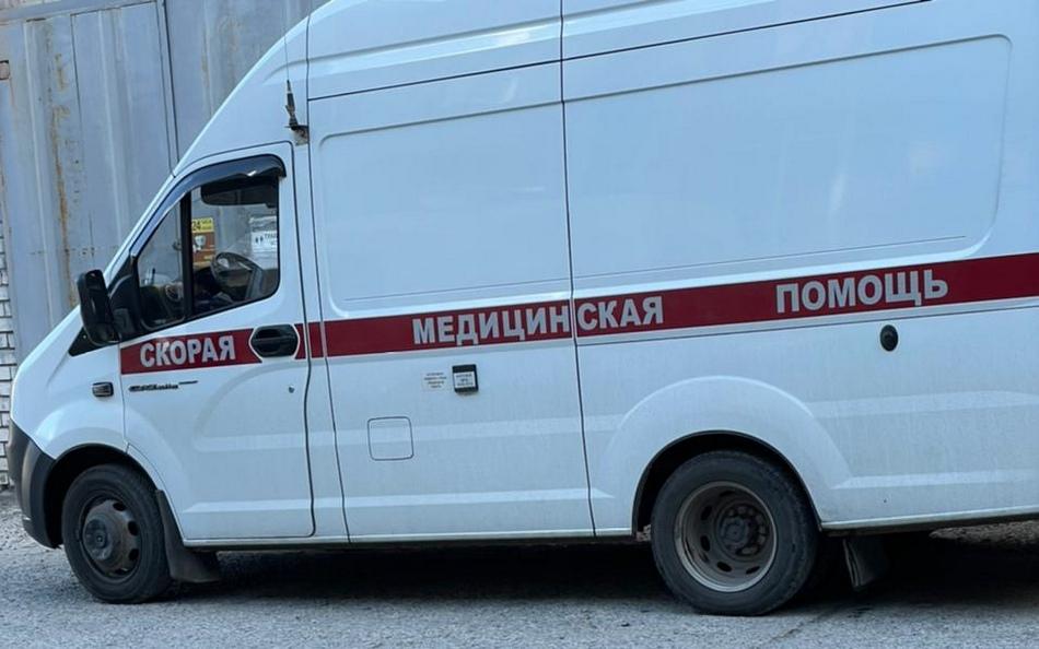 Пьяную женщину сбили на пешеходном переходе на улице Ульянова