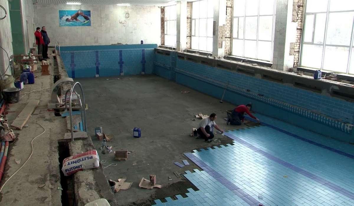 В Брянской области на ремонт школьных бассейнов потратят 19 млн рублей