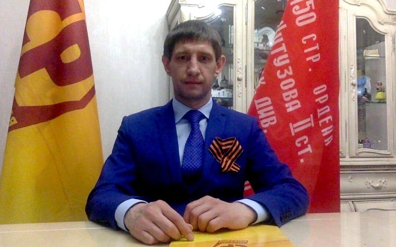 Сын Тимошкова возглавил Справедливую Россию в Брянске