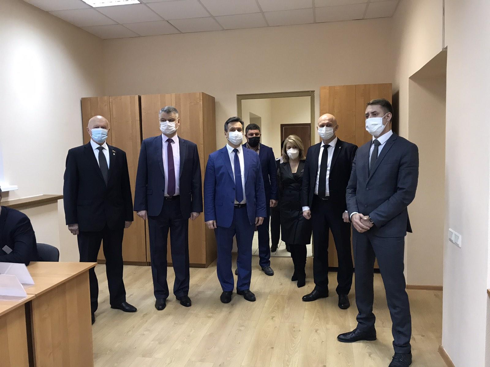 В Брянской области приступил к работе Центр управления регионом