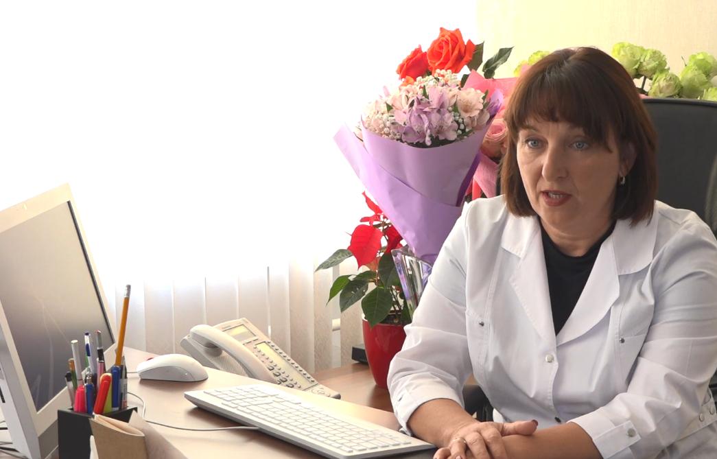Главврач городской больницы № 4 призвала брянцев привиться от коронавируса