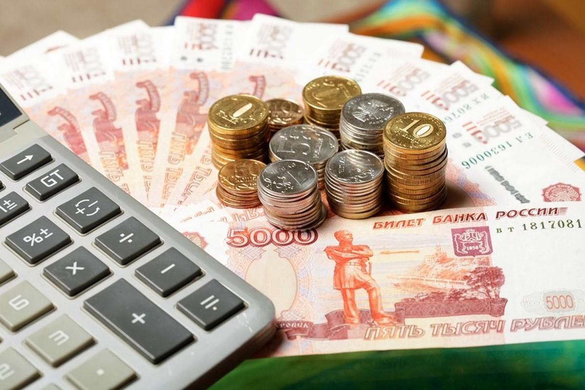 В Брянской области средняя зарплата выросла до 31 681,3 рубля