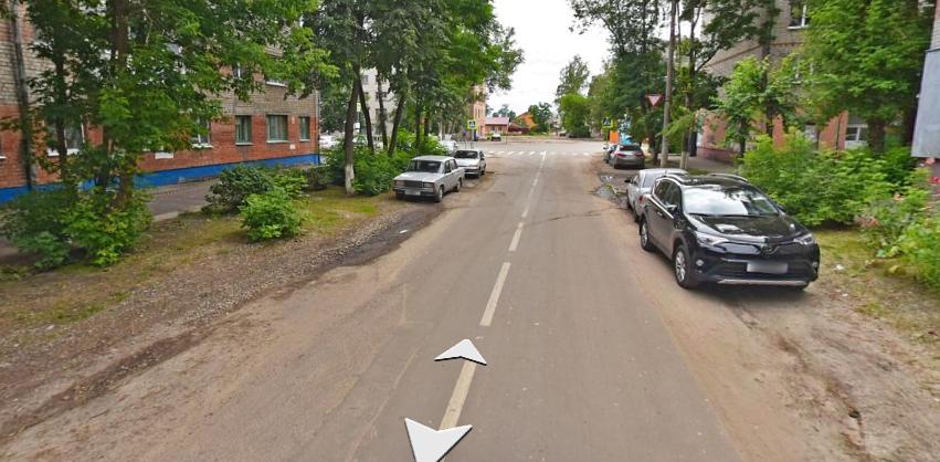 В Брянске начали капитальный ремонт дороги на улице Клинцовской