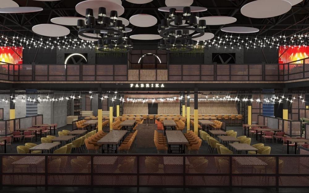 Самый большой ресторан города откроется 27 ноября в Брянске