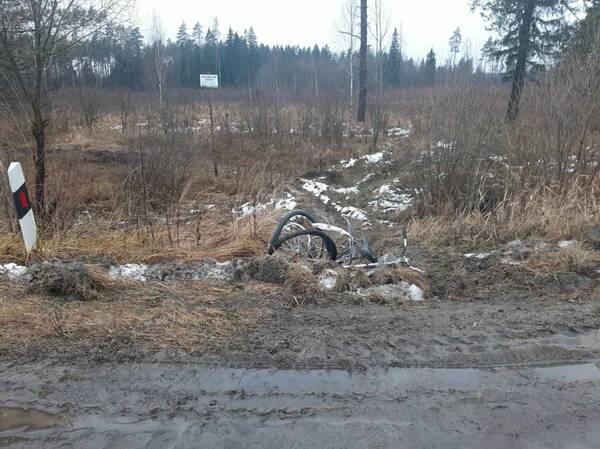 В Дятьковском районе в ДТП погибла 44-летняя велосипедистка