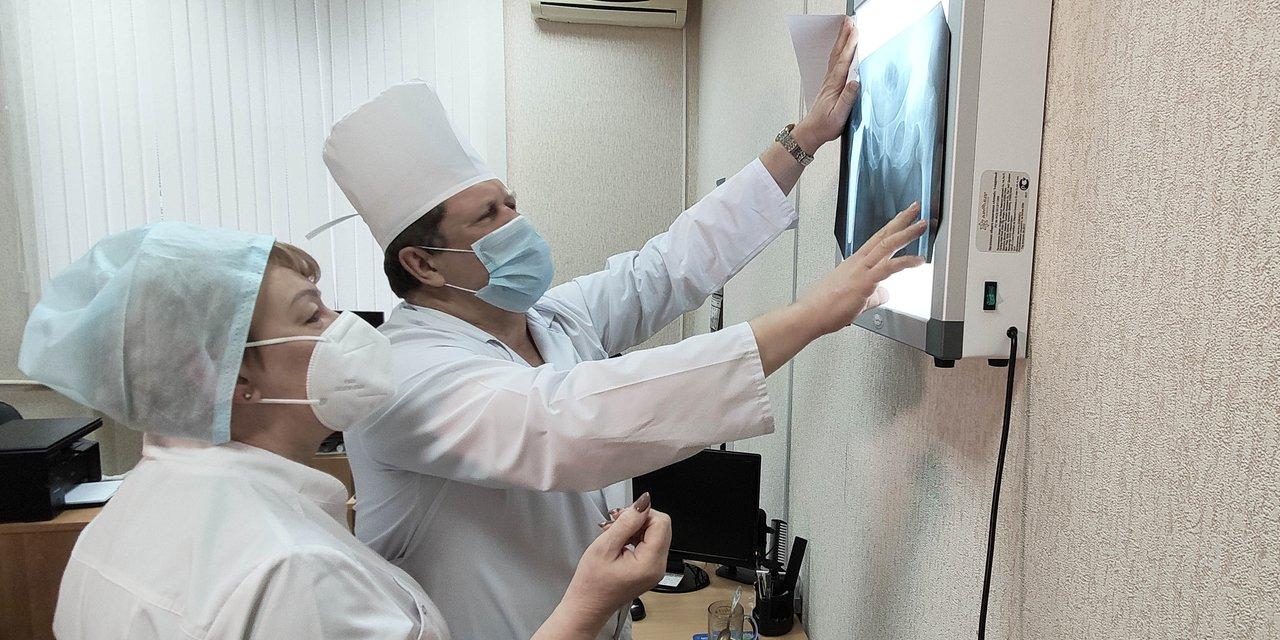 В Брянской области снова увеличился коэффициент коронавируса