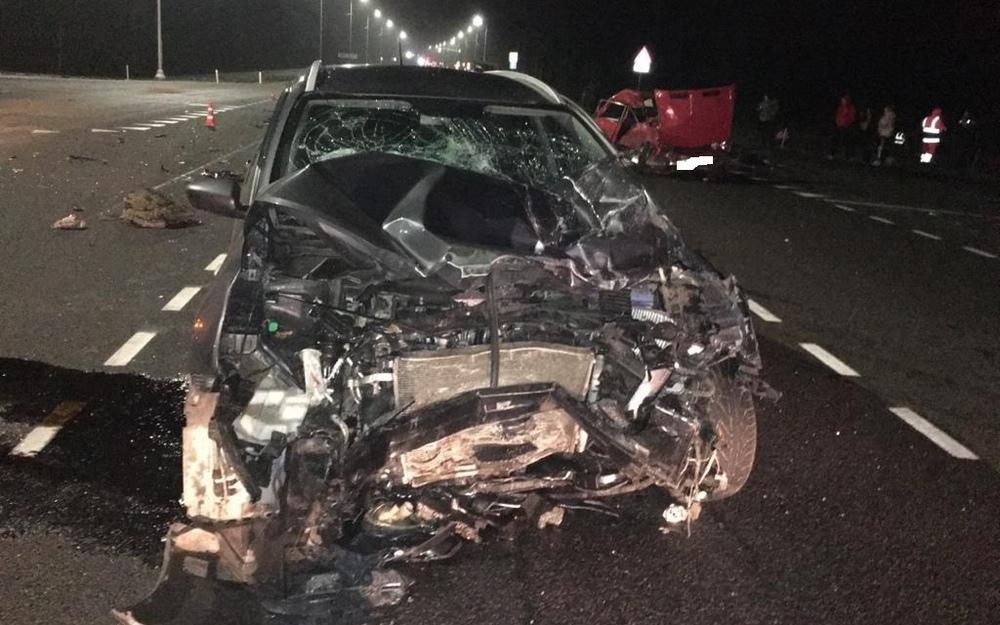 Под Клинцами водитель Volkswagen Polo спровоцировал смертельное ДТП