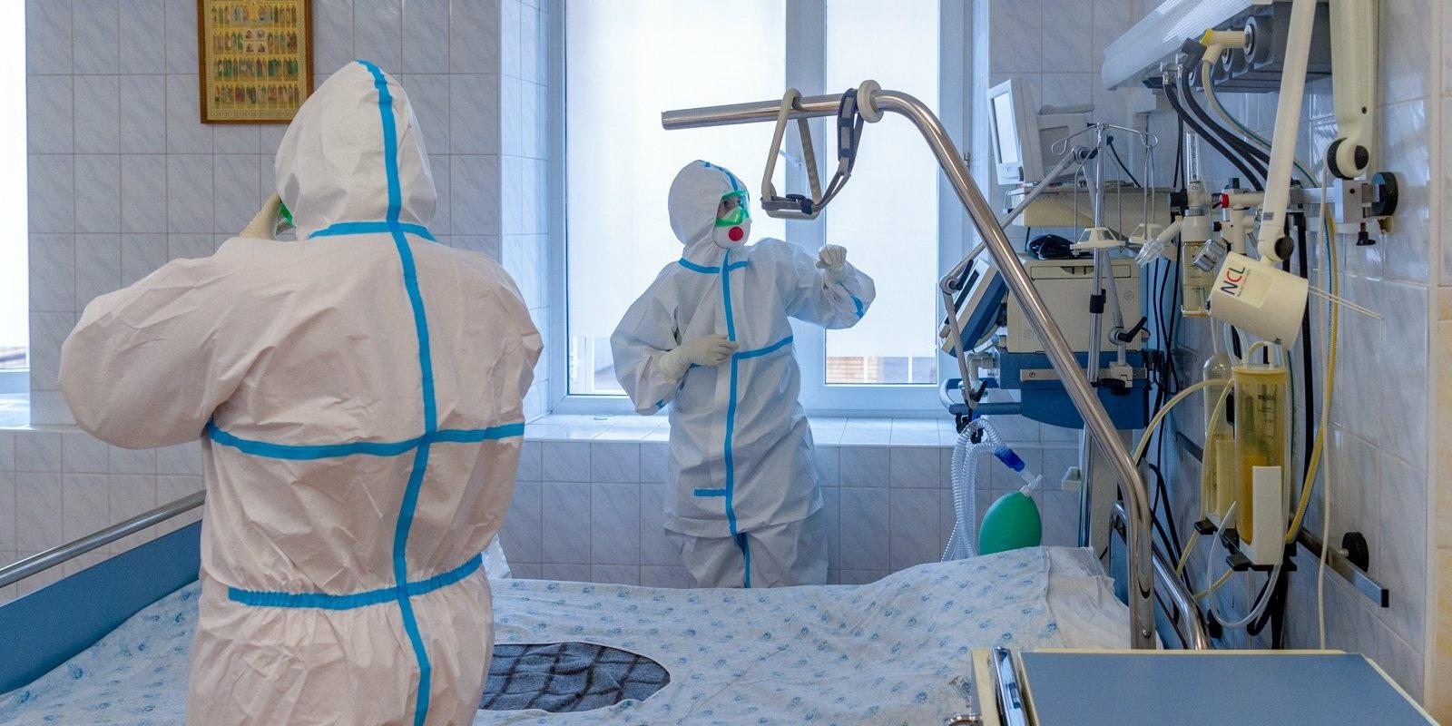 Брянская область по числу больных коронавирусом оказалась в десятке регионов