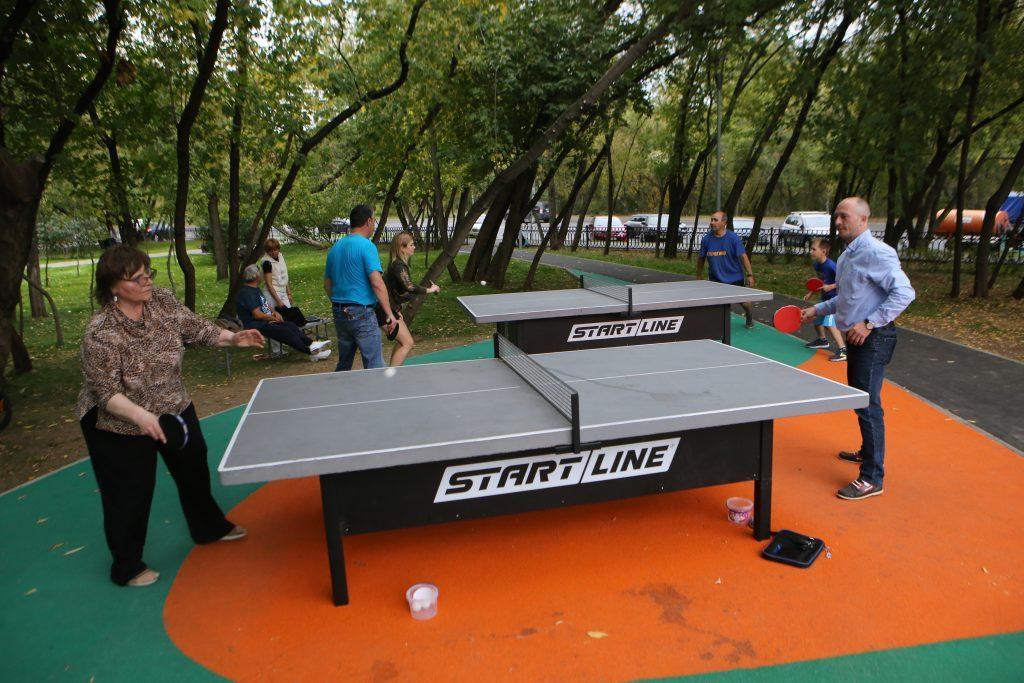 В брянском сквере на Вокзальной установят тренажеры и теннисный стол