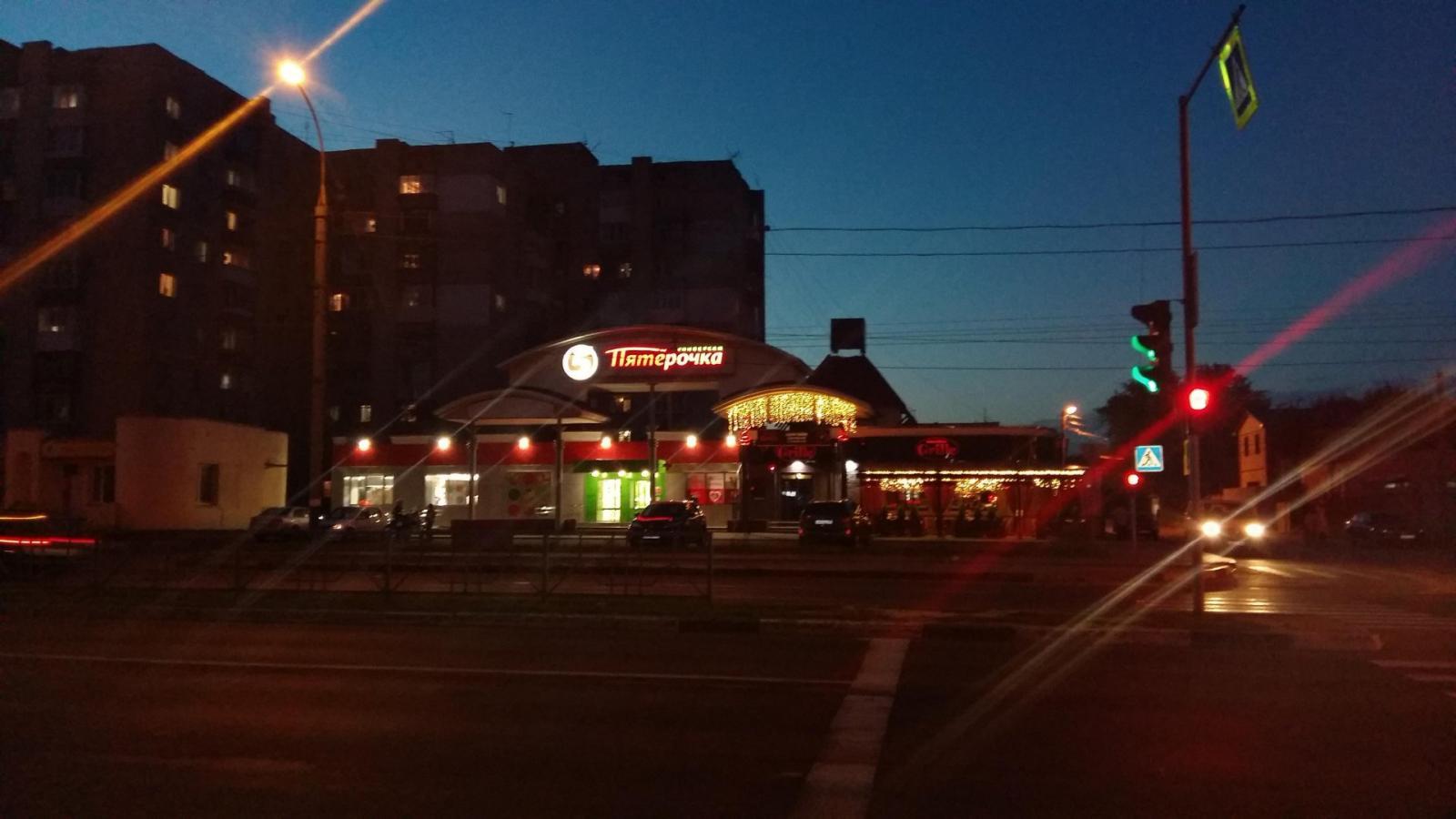 В Брянске насмерть сбили человека на проспекте Московском