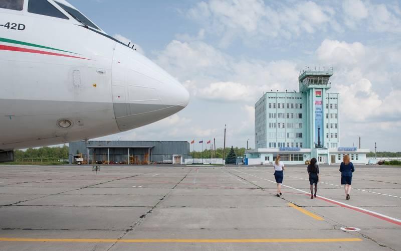 Возобновятся авиарейсы из международного аэропорта «Брянск» в зарубежные страны
