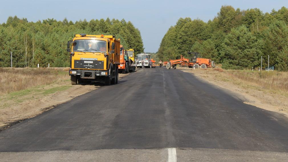 На Брянщине обновят 4,3 км дороги Суземка-Трубчевск