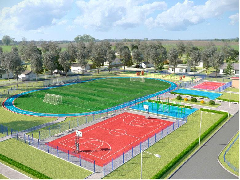 Современный стадион «Заря» в Стародубе будет построен к 1 июля 2021 года