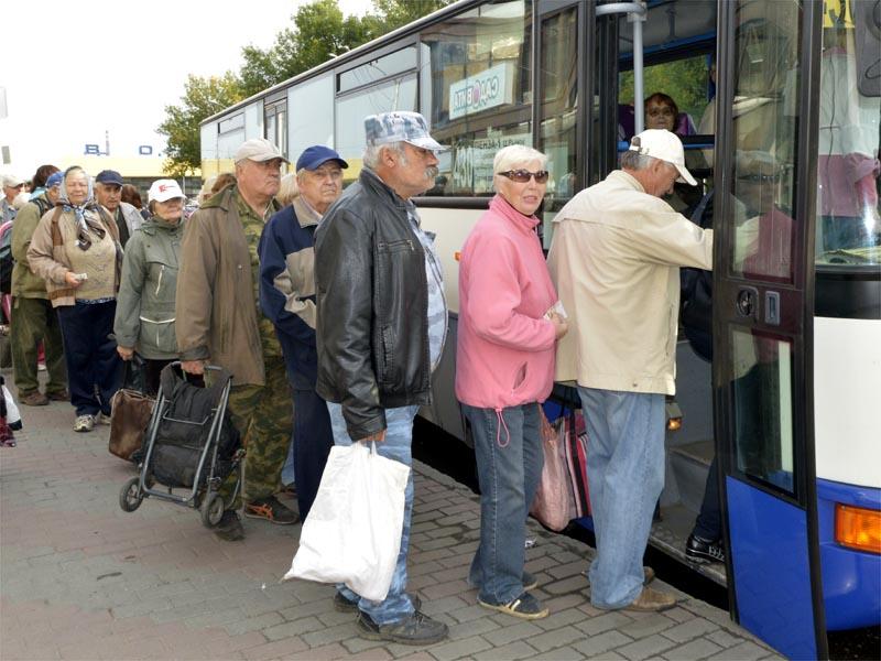 В Брянске с 1 мая изменилось расписание движения дачного автобуса № 110 и №110Д