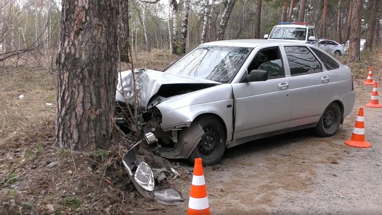 В Брянске с начала 2021 года пьяные водители устроили 31 ДТП