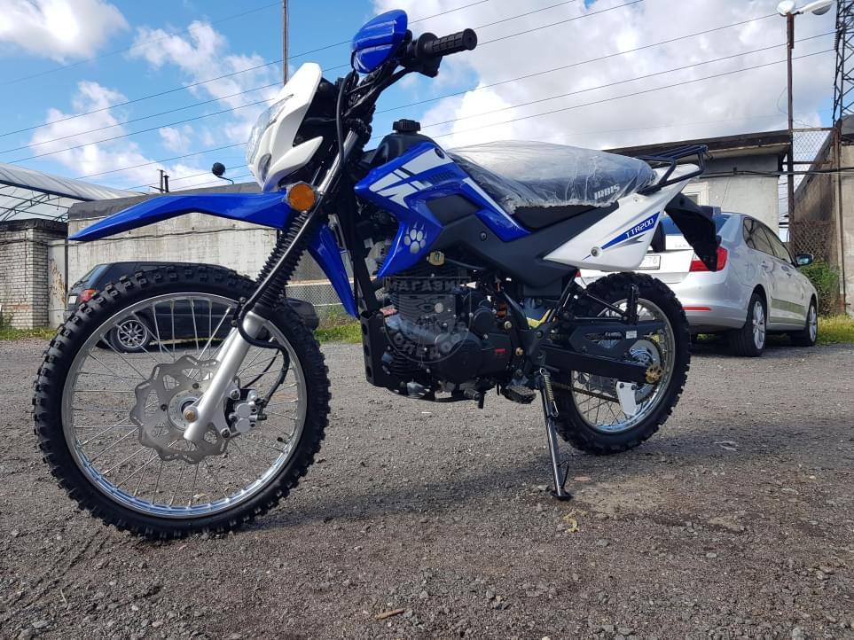 В Брянске 16-летний мотоциклист без прав пострадал в ДТП