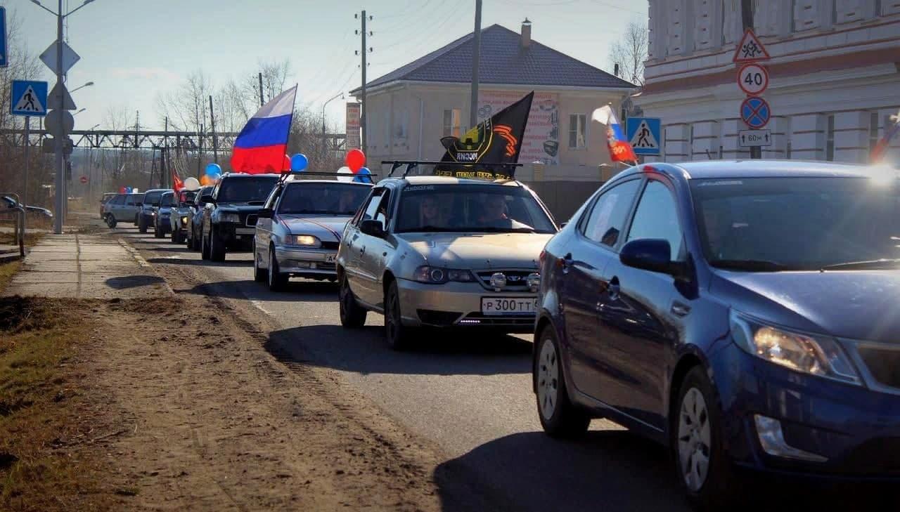 Брянским водителям власти не разрешили отметить День Победы патриотической акцией