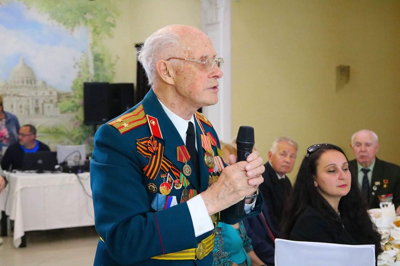 Самому старшему брянскому участнику Великой Отечественной войны идет 105 год