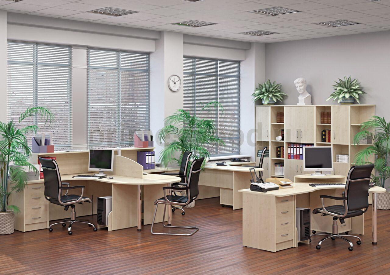 Офисная мебель для руководителей и персонала