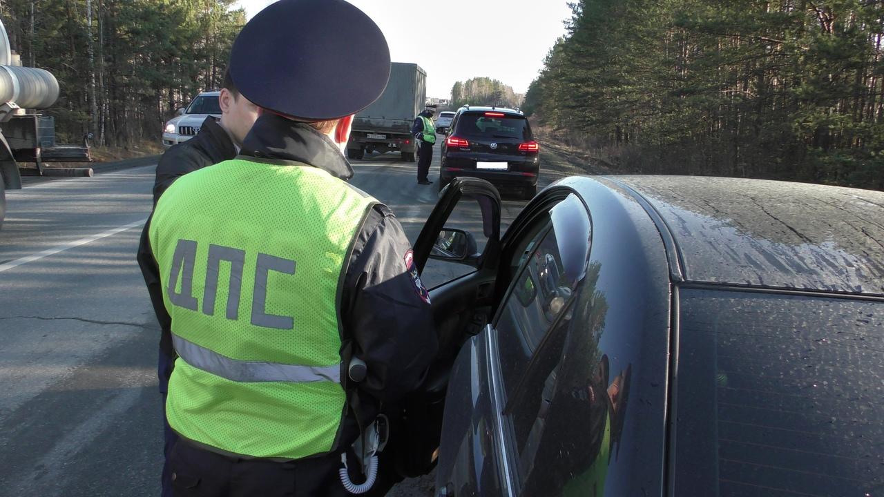 В Брянске сотрудники ГИБДД за полдня поймали 5 пьяных водителей