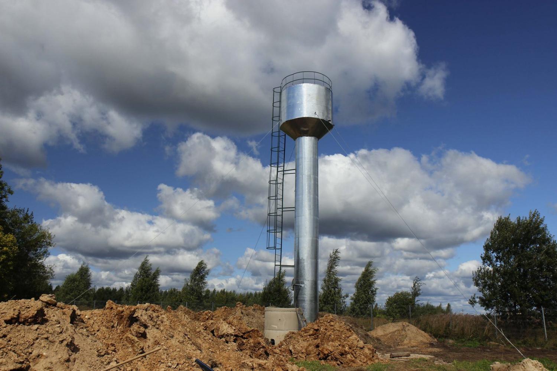 В Клетнянском районе будут построены две новые водонапорные башни
