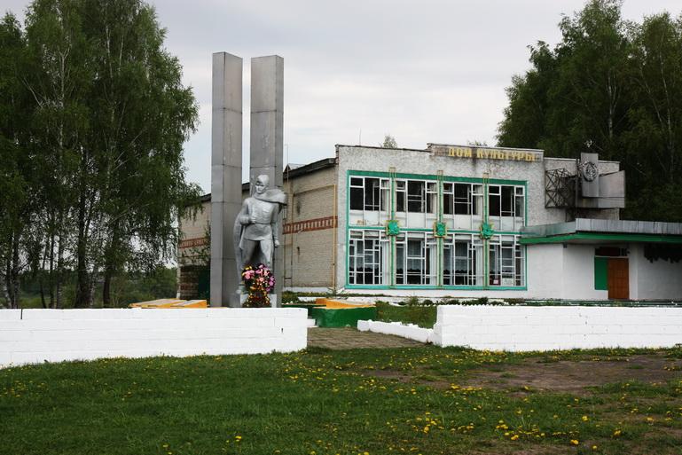 В Мглинском районе Брянской области приступили к ремонту Дома культуры