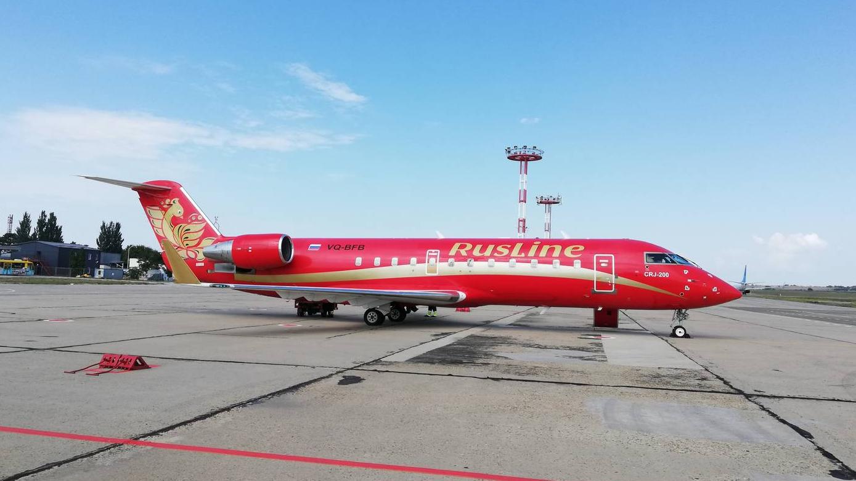 Первый авиарейс из международного аэропорта «Брянск» в Калининград запланирован на 14 мая