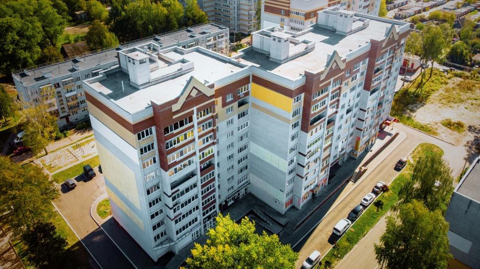 Брянская область вошла в список лидеров по строительству жилья в 2021 году