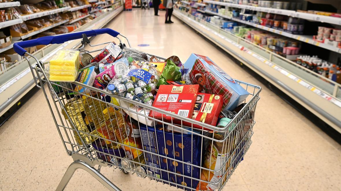В Брянской области стоимость продуктовой корзины увеличилась на 2,2 процента
