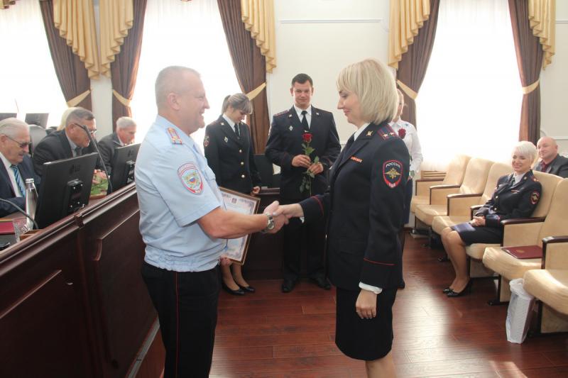 Пресс-службу брянского УМВД возглавила подполковник Жанна Владимировна Чернявская
