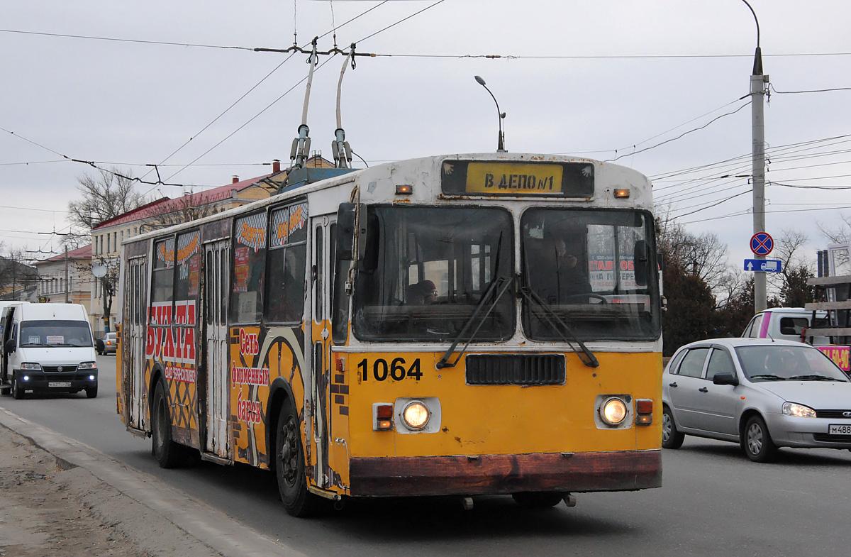 В Брянске из-за ремонта улицы Объездной продлили троллейбусный маршрут №15