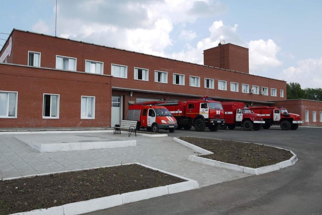 В Брянске на территории старого аэропорта возведут пожарное депо