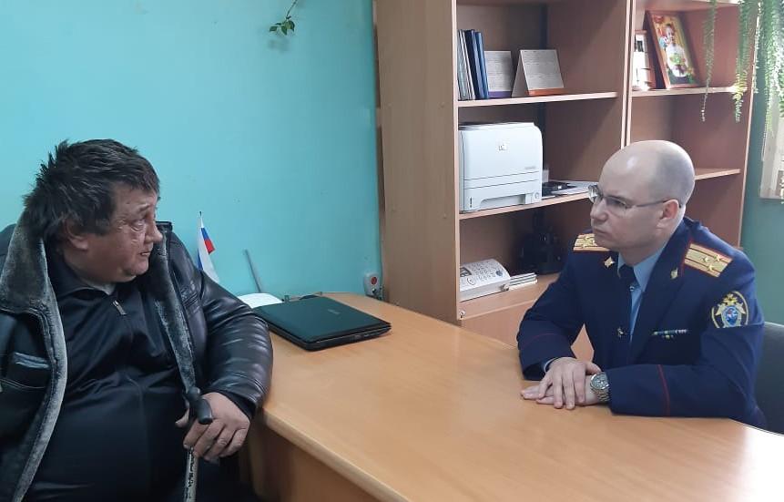 Заместитель руководителя Брянского СК выслушает жалобы брянцев