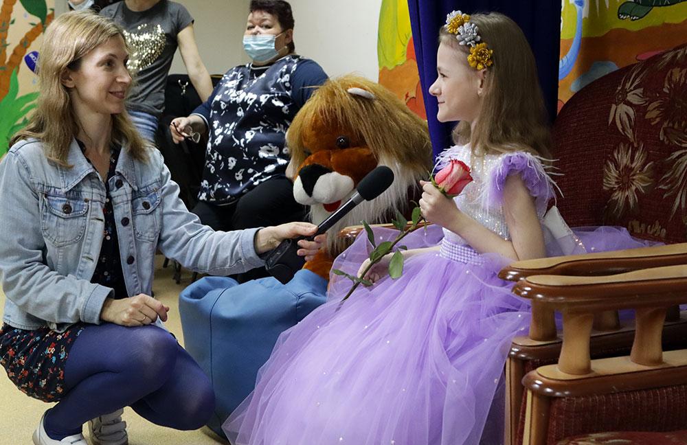 Фотосессию для детей с ограниченными возможностями здоровья провели в Брянске