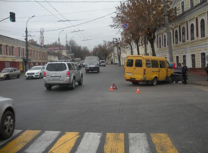 В Брянске ищут очевидцев ДТП, случившегося в поселке Свень 13 июля