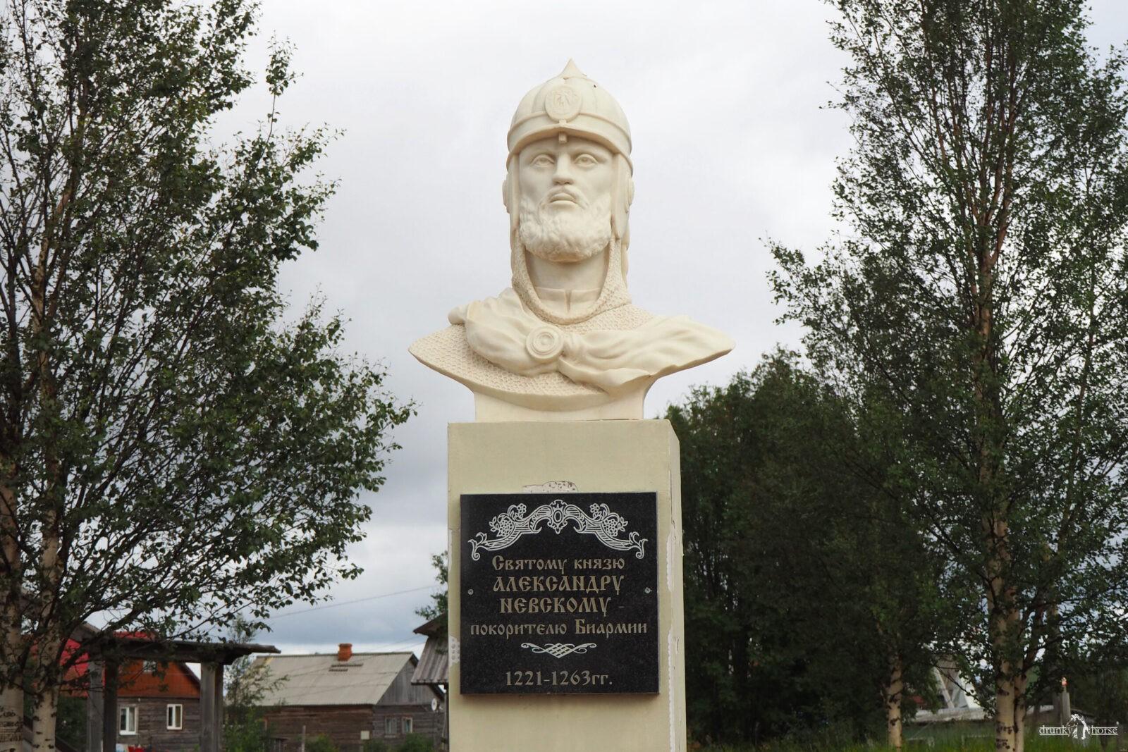 В Брянске установят бюст благоверного князя Александра Невского