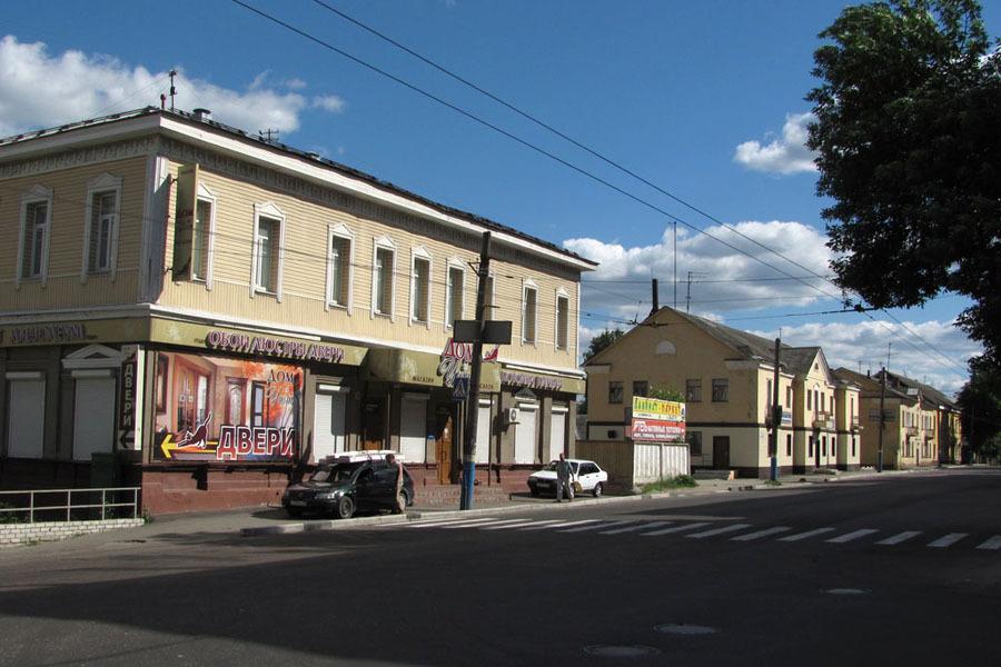 В Брянске признали незаконным ремонт исторического дома на улице Калинина