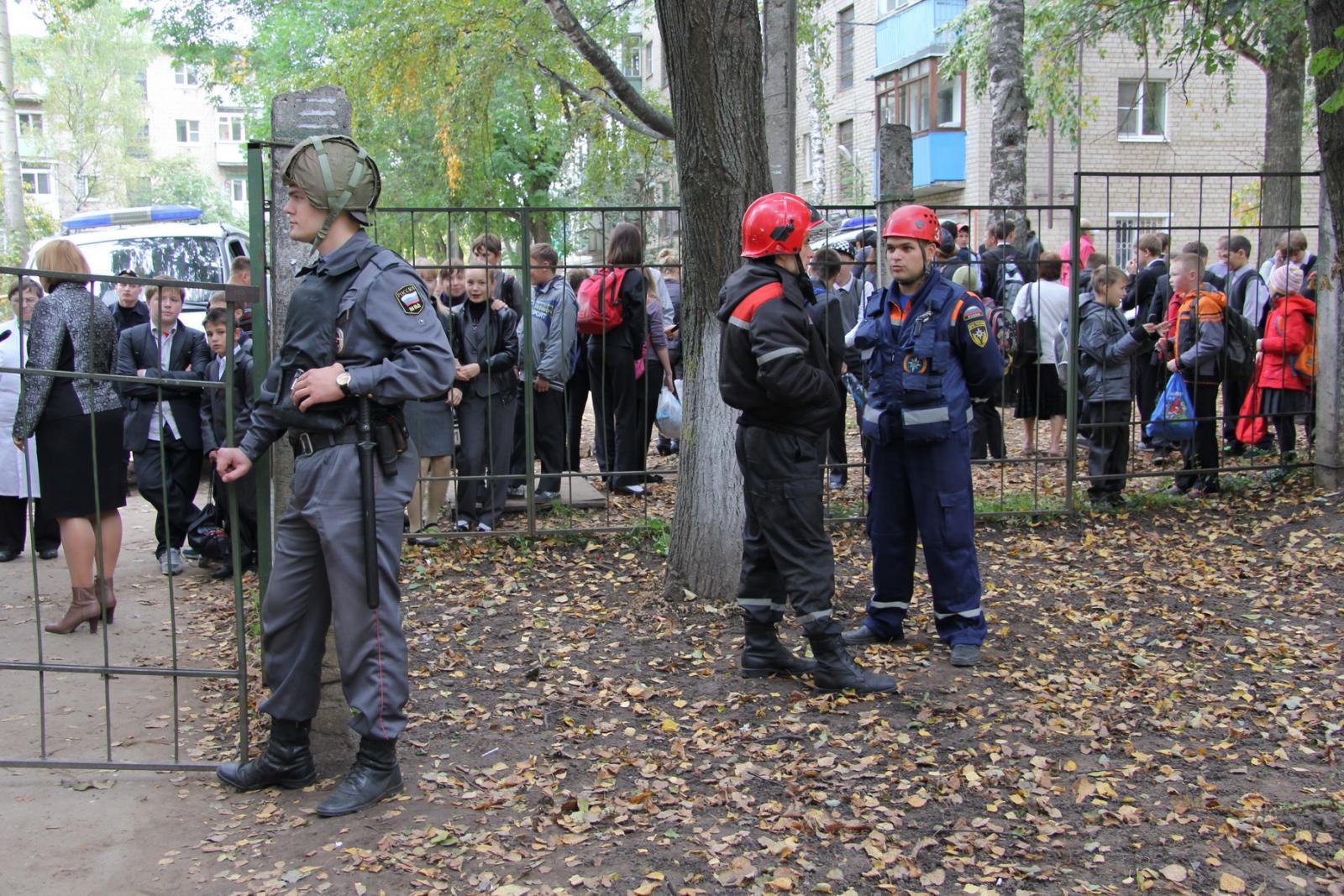 В Брянске в школе №39 из-за сообщения о бомбе сорвался экзамен