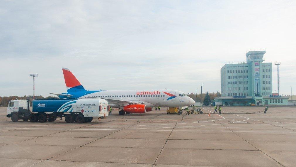 Из международного аэропорта «Брянск» в 2021 году планируют выполнить 2581 авиарейс