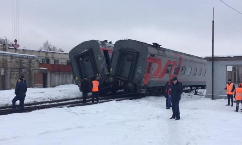 Появились подробности столкновения поездов в Брянске