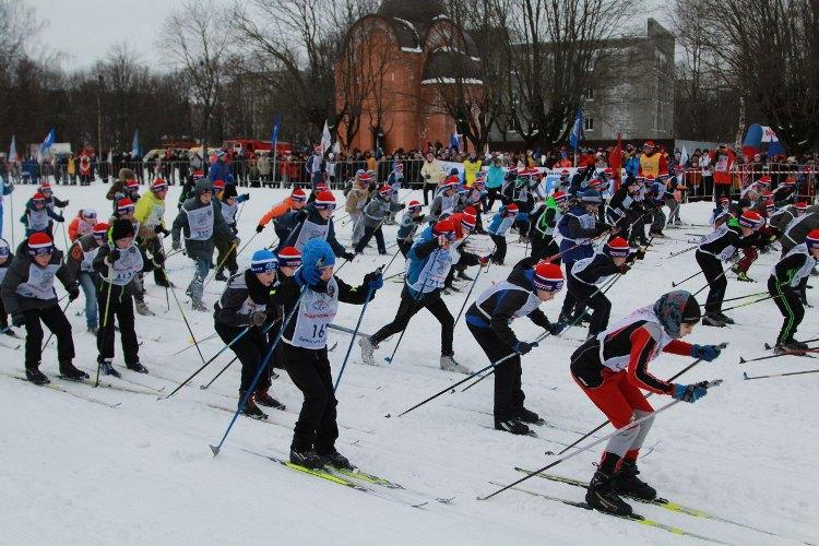 4 февраля в Брянске начинается регистрация на «Лыжню России»