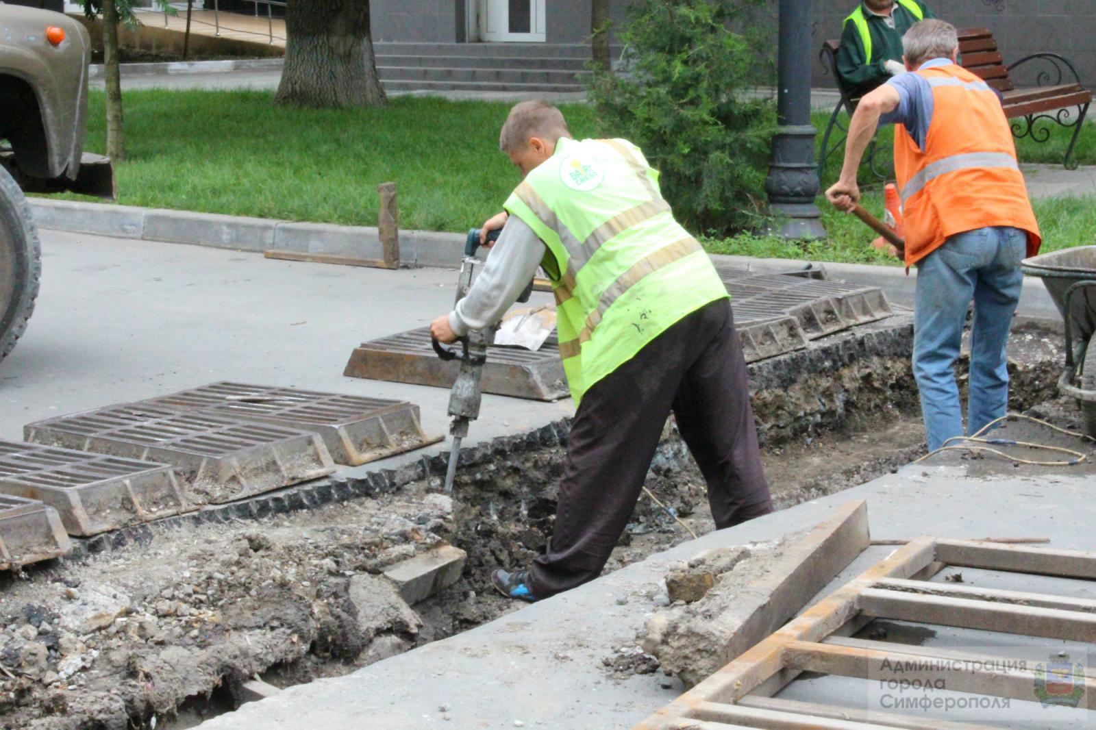 В 2021 году на 8 улицах Брянска появится ливневая канализация