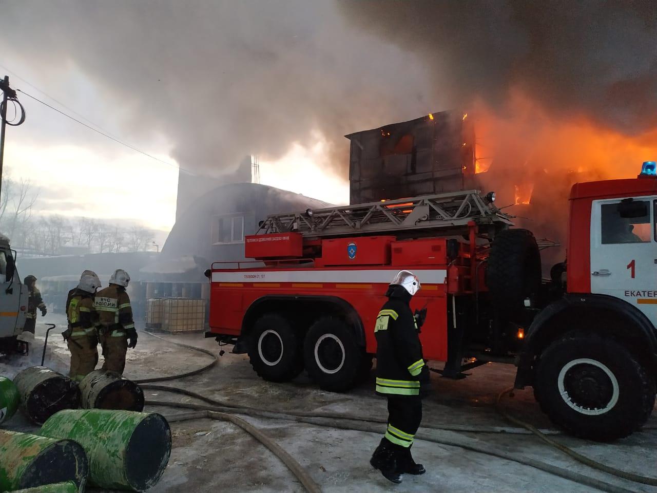 В Брянской области за сутки произошло 7 пожаров